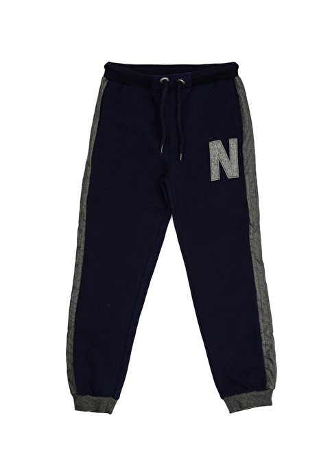 North Of Navy Sweatpant Lacivert